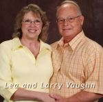 Lea and Larry Vaughn