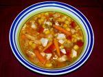 Chicken Lime Cilantro Soup