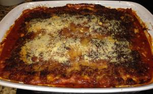 Jim's Lasagna