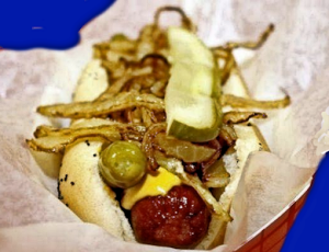 Kansas City Style Hot Dog