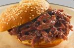Pulled Pork Sandwih