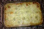 Baked White Fish Casserole