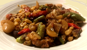 Sweet-Sour Bean and Corn Medley