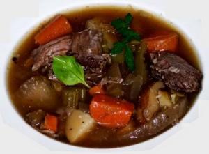 Shin of Beef Stew