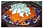 Blue Cheese Cole Slaw