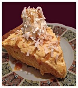 Butternut Creme Pie