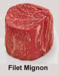 Filet Mignon Steak, uncooked