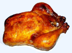 Roasted Tangerine Chicken