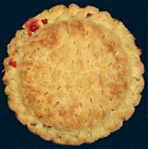 Old Fashioned Cherry Pie