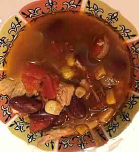 EZ Tortilla Soup